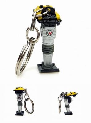 Universal Hobbies Wacker Neuson Rammer BS60-21 keyring