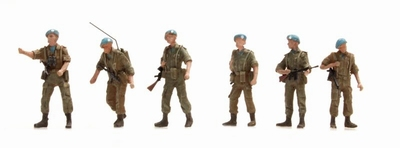 Artitec NL Unifil Patrouille Blauwhelmen 6 figuren