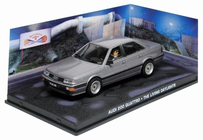 Atlas 1:43 Audi 200 Quattro James Bond The Living Daylight