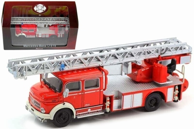 Atlas 1:72 Mercedes Benz L 1519 Fire Truck