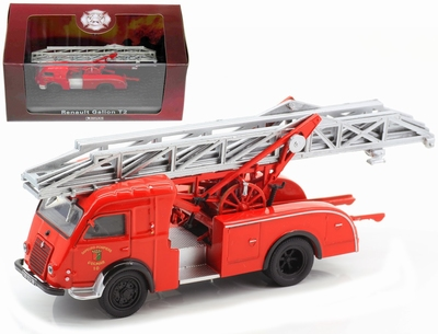 Atlas 1:72 Renault DL 18 Galion T2 Fire Truck