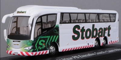 Atlas 1:76 Scania Inizar PB Executive Coach Stobart