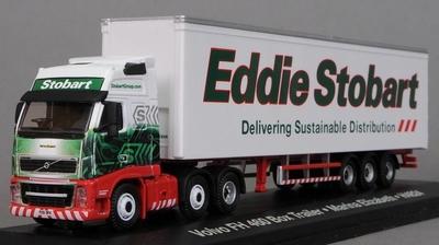 Atlas 1:76 Volvo FH13 460 box Eddie Stobart