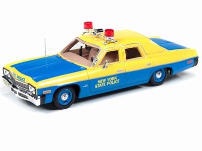 Auto World 1:43 Dodge Monaco New York State Police 1974