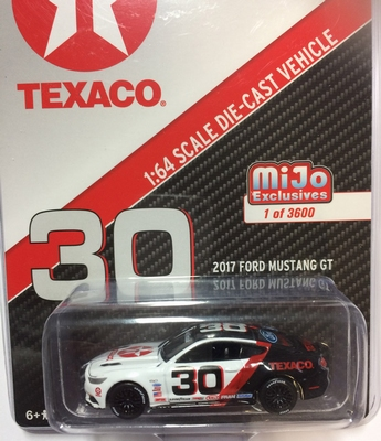 Auto World 1:64 Ford Mustang GT Texaco 2017