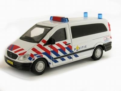 Bburago 1:50 Mercedes Vito Politie Nederland NL