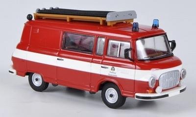 Brekina Barkas B 1000 brandweer Berlijn