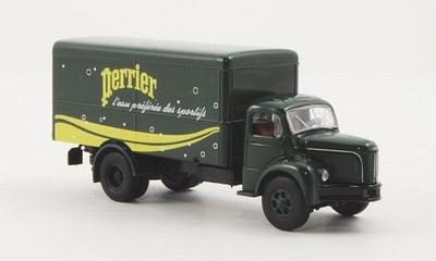 Brekina Berliet GLR 8 Perrier vrachtwagen