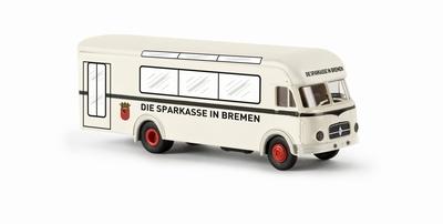 Brekina Borgward B 4500