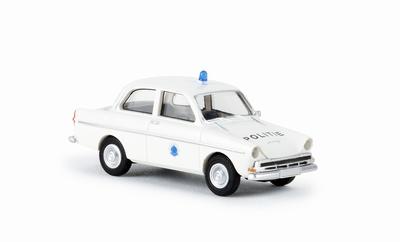 Brekina 1:87 Daf 750 Politie Nederland