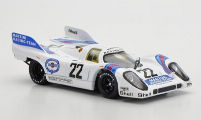 Brumm 1:43 Porsche 917 No 22 Martini Racing Team