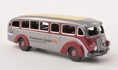 BUB Mercedes LO3500 Bus 'Messe - Express 2014'