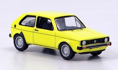 BUB Volkswagen Golf I geel