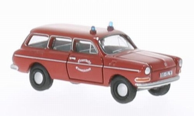BUB Volkswagen Type 3 1600 Variant Brandweer Operation