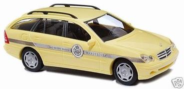 Busch 1:87 Mercedes C combi Warsteiner