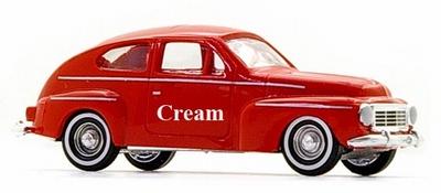 Busch 1:87 Volvo 544 Limousine cream