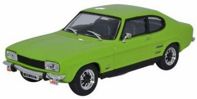 Cararama 1:43 Ford Capri MK1 groen