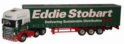 Cararama 1:50 Scania R Topline Eddie Stobart