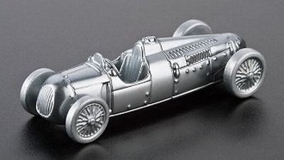 CMC 1:87 Auto Union Type C 1936 15 years CMC chrome
