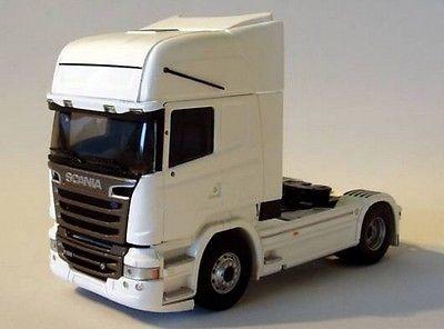 Eligor 1:43 Scania R500 V8 Trekker Streamline wit Serie R