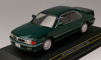 First43 1:43 Mitsubishi Diamante 1990 groen