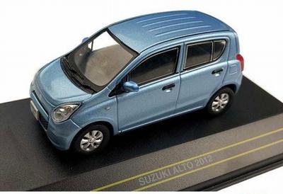 First43 1:43 Suzuki Alto 2012 lichtblauw