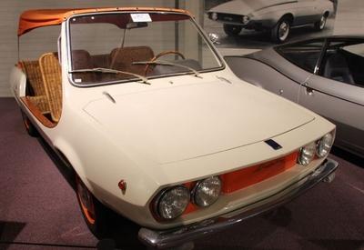 T1 modelacars 1:43 Daf Michelotti-Shelette  strandwagen