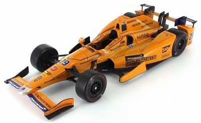 Greenlight 1:18 Fernando Alonso #29 MCLaren Honda 2017
