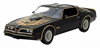 Greenlight 1:18 Pontiac Trans Am Smokey and Bandit I 1977