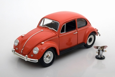 Greenlight 1:18 Volkswagen Beetle - Gremlins 1967 oranje