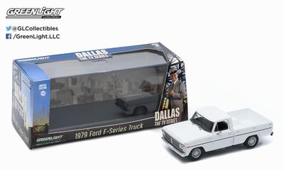 Greenlight 1:43 Ford F-Series Pickup Truck Dallas  TV Series