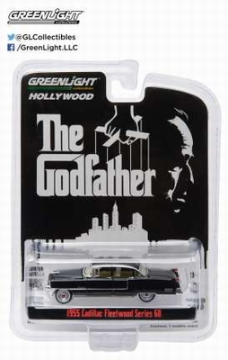 Greenlight 1:64 Cadillac Fleetwood The Godfather
