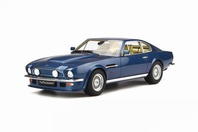 GT Spirit 1:18 Aston Martin V8 Vantage V580 X-Pack blauw