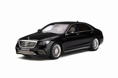 GT Spirit 1:18 Mercedes Benz AMG S 65 Phase 2 Obsidian zwart