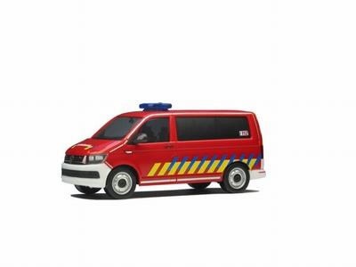 Herpa Volkswagen T6 Belgische Brandweer