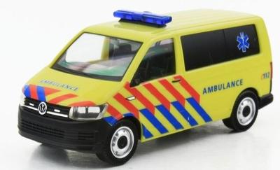 Herpa Volkswagen T6 Nederlandse Ambulance