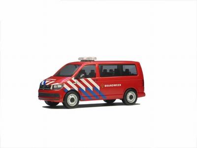 Herpa Volkswagen T6 Nederlandse Brandweer