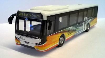 Holland Oto VDL Citea Bus en Coach The Urban Networker