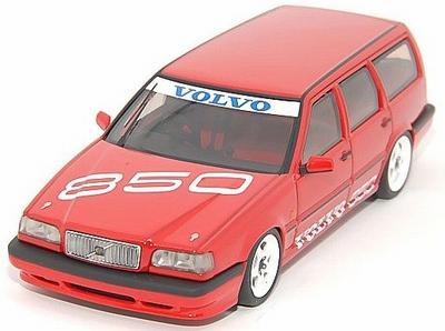 Hpi 1:43 Volvo 850 estate rood BTCC proto type (limited ed)