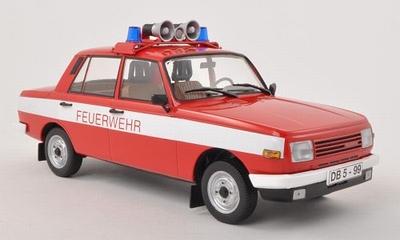 IST 1:18 Wartburg 353W Feuerwehr 1967 Brandweer