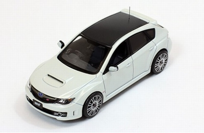 J collection 1:43 Subaru Impreza STI carbon Edition 2010