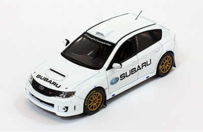 J collection 1:43 Subaru Impreza WRX STI GRP N Concept Car