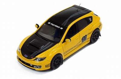 J collection 1:43 Subaru Impreza WRX STI T Pastan 199 Editio