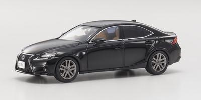 Kyosho 1:43 Lexus IS350 F Sport zwart