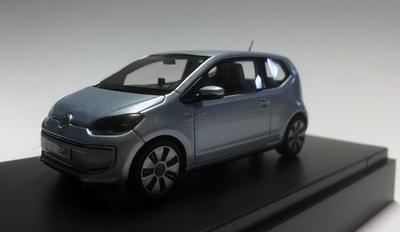 LookSmart 1:43 Volkswagen Eco Up 2011 blauw