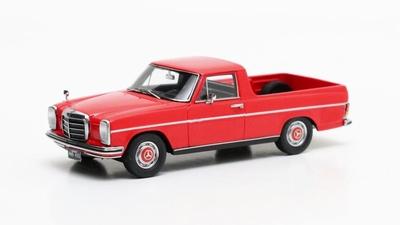 Matrix 1:43 Binz Mercedes Benz W115 Pickup RA Argentina rood