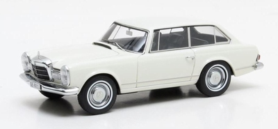 Matrix 1:43 Mercedes Benz 230SLX Frua combi wit 1962