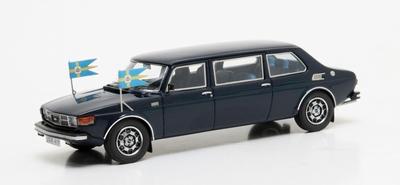 Matrix 1:43 Saab 99 Limo King Carl XVI Gustaf 1976