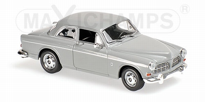 Maxichamps 1:43 Volvo 121 Amazon 1966 grijs