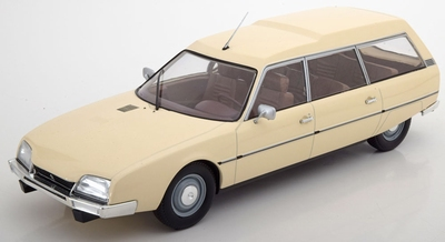 MCG 1:18 Citroen CX 2500D Super Break Serie 1 beige